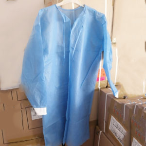 Diposable Medical Protective Isolation Gown