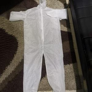 Disposable Full Body Coverall