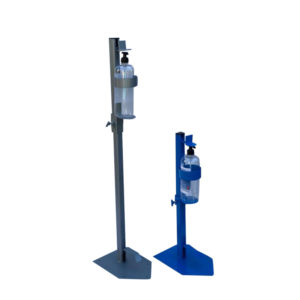 Foot Operated Sanitiser Dispensers