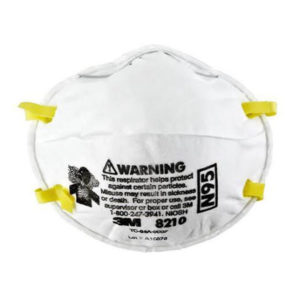 N95 PERSONAL PROTECTION MASK