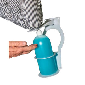 Elbow Operated Sanitiser Dispensers